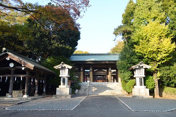 ※(写真)東郷神社 外観