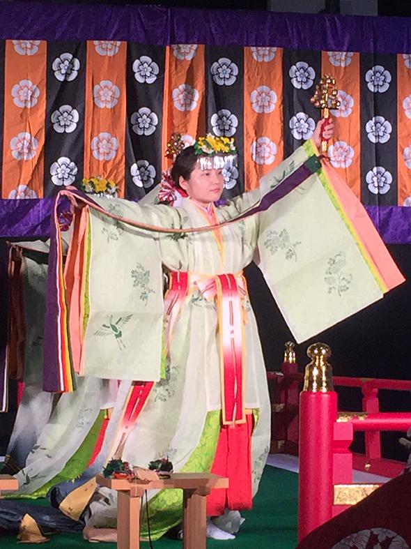 『浦安の舞』